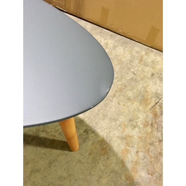 (As-is) Avery Coffee Table - Anthracite - 17 - 4