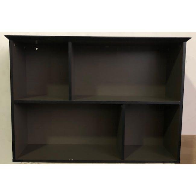 (As-is) Howard Low Bookshelf - Dark Grey - 1 - 1