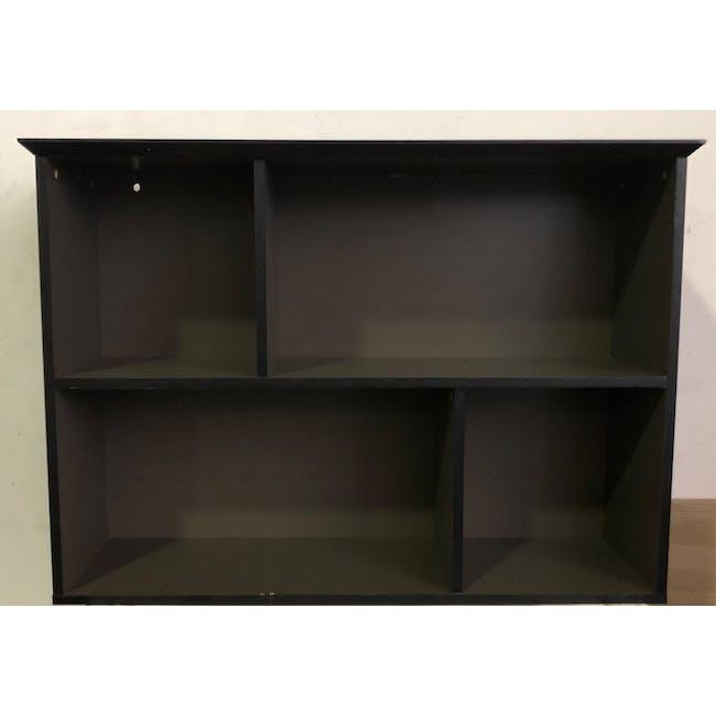(As-is) Howard Low Bookshelf - Dark Grey - 1 - 2