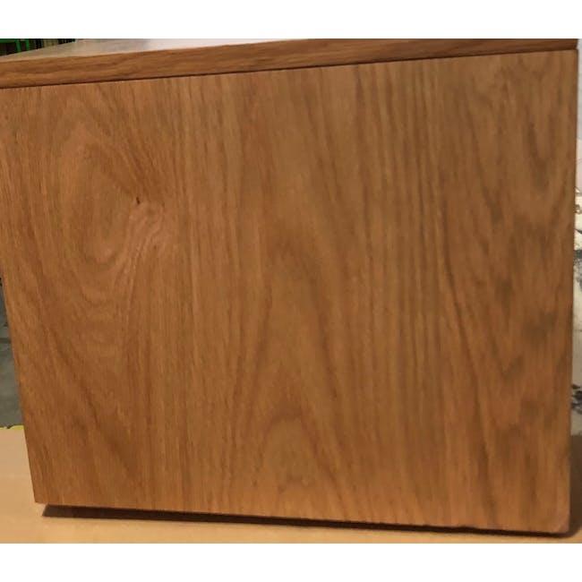 (As-is) Keita TV Console 1.8m - Oak - 9 - 3