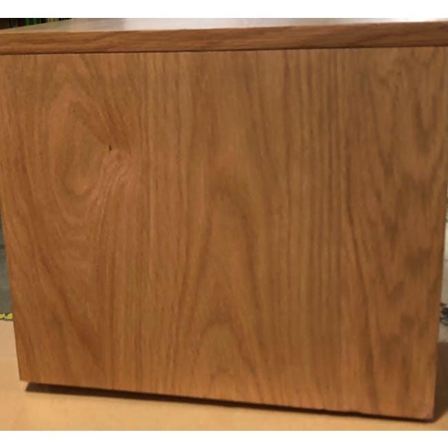(As-is) Keita TV Console 1.8m - Oak - 9 - 4