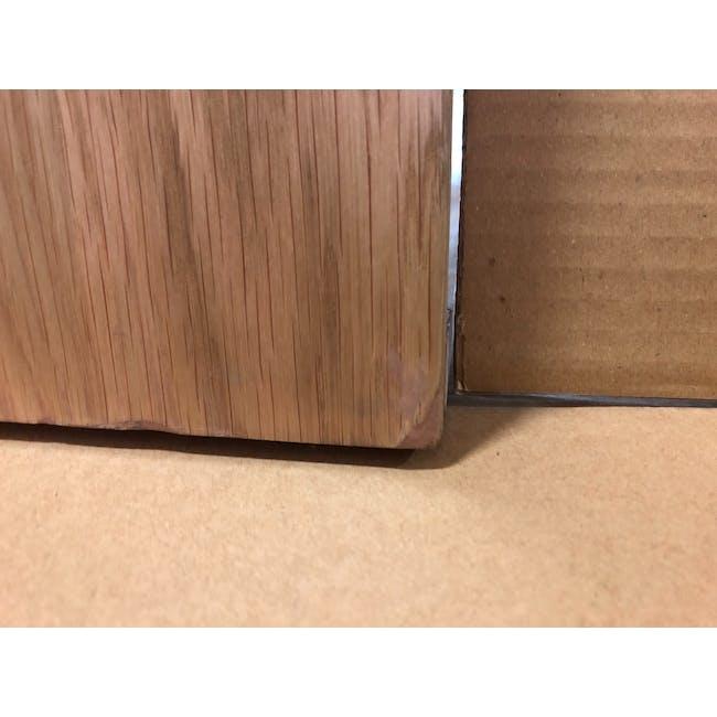 (As-is) Keita TV Console 1.8m - Oak - 9 - 6