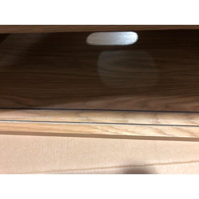 (As-is) Keita TV Console 1.8m - Oak - 9 - 13