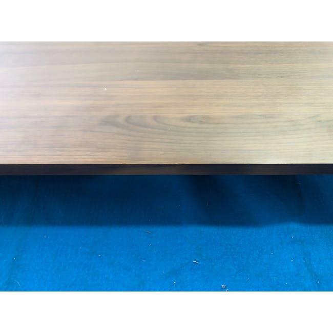 (As-is) Haynes Table 2.2m - Walnut - 1 - 3