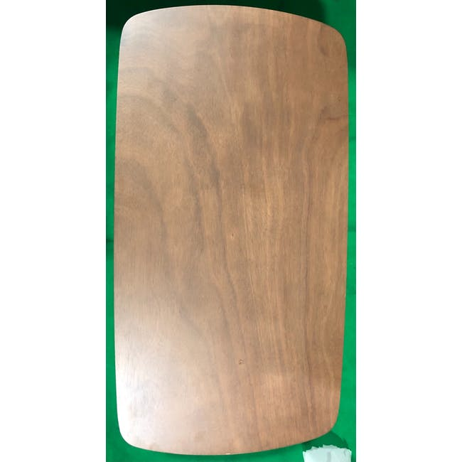 (As-is) Hiace Coffee Table - Walnut - 2 - 1