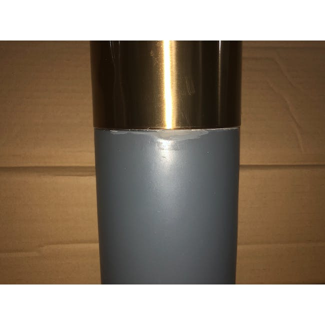 (As-is) Aiden Table Lamp - Brass - 7 - 1