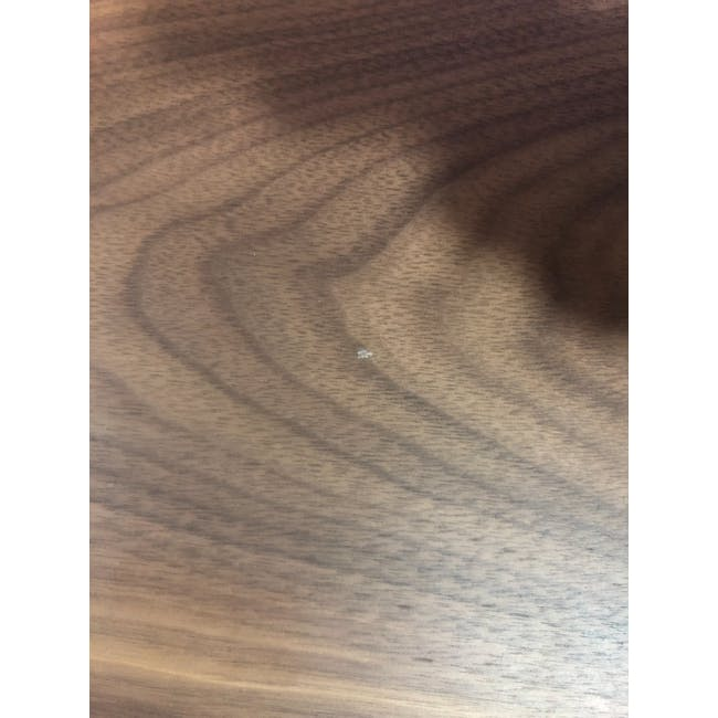 (As-is) Werner Extendable Oval Dining Table 1.5m - Walnut - 3 - 3