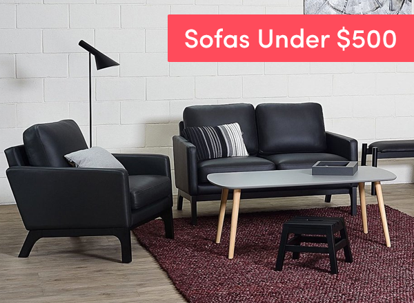 Affordable Sofas Under $500