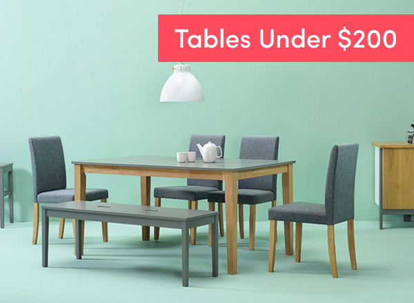 Tables Under $200