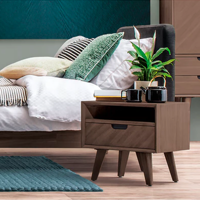 Bed & Bedside Table Sets