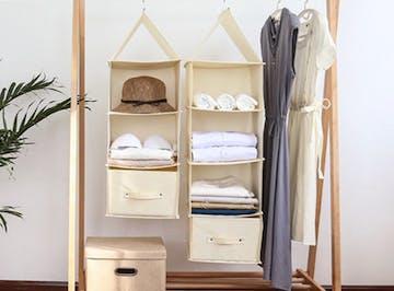 Wardrobe Organisers