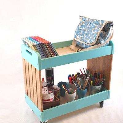 Kids' Drawers & Storage