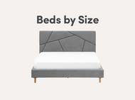 Shop Beds by Size