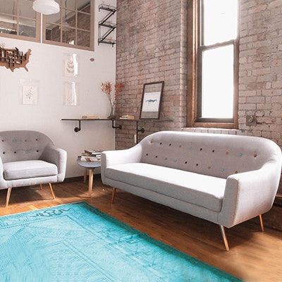factory sofa love rooms livings select loveseat freight furniture blue american sets for discount room couch living