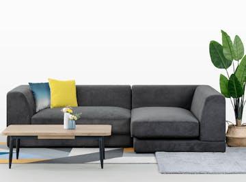 L-Shaped Sofas