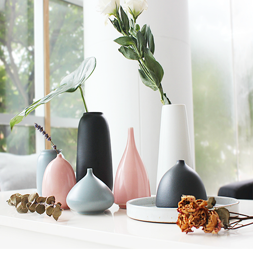 Vases, Pots & Botanicals